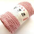 【ピンク】ちぢみ縞巻帯