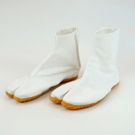 【白】子供用マジック地下足袋