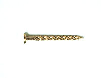 銅釘 平頭スクリュー
