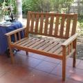 2シートベンチ