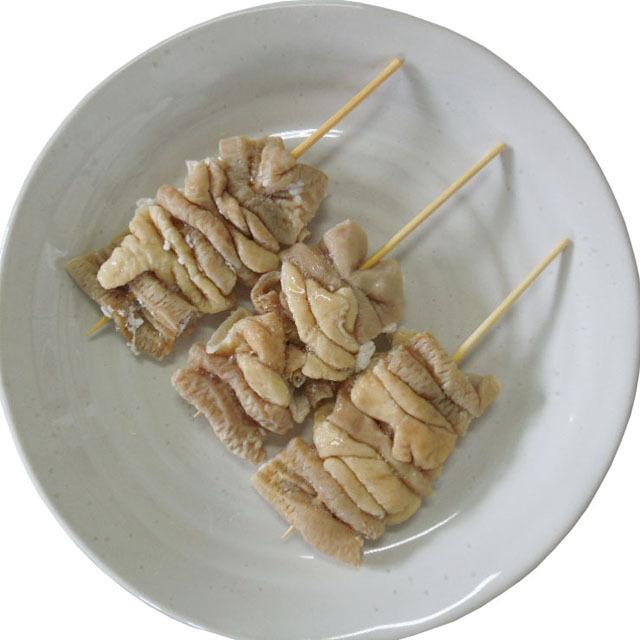 国産 豚 白 もつ 串 30g 50本入り 生肉 冷凍