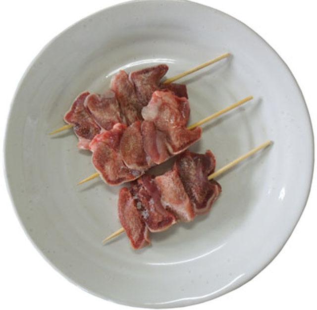 国産 豚 タン 串 30g 50本入り 生肉 冷凍