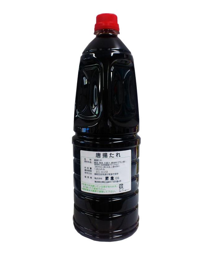業務用 唐揚 たれ 1.8リットル ペットボトル 1本
