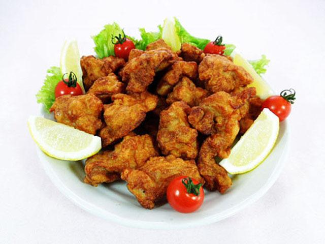 鶏 モモ 唐揚げ 1kg 入り 冷凍