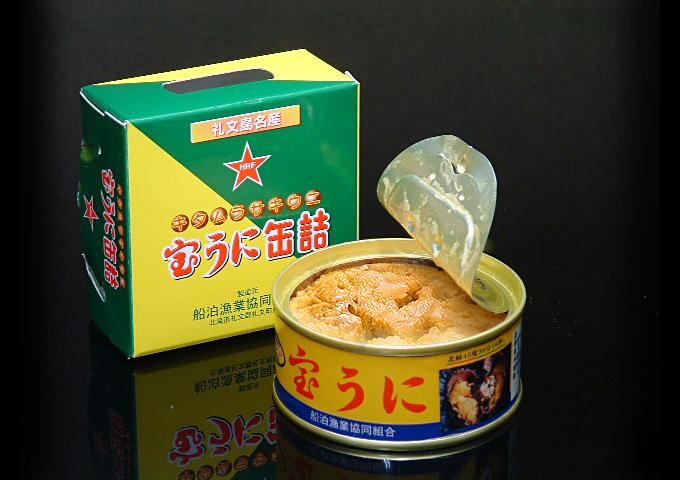 宝うに [キタムラサキウニ(1個)]