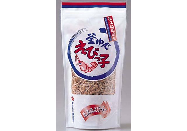 釜茹でえびっ子(100g)