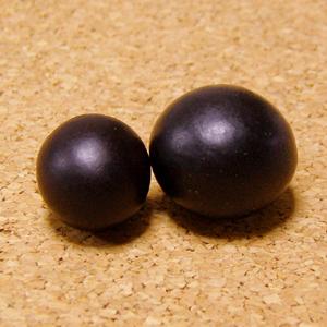 [20個セット/国産]数珠起源の実 ムクロジのビーズ売り(15-16mm)
