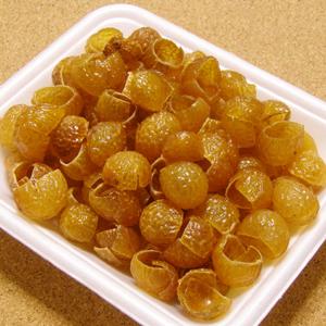 [500g/ヘタ処理済] ソープナッツ(国産ムクロジの皮)