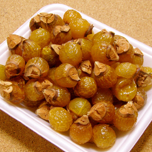 ■徳用■[300g/ヘタ付き] ソープナッツ(国産ムクロジの皮)