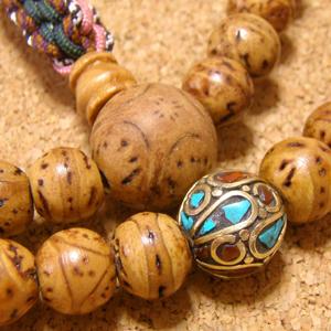 特注オリジナル作品#01/チベット密教徒もビックリな数珠の制作依頼