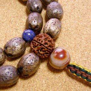 特注オリジナル作品#05/『龍』五眼龍菩提樹の36果数珠制作依頼