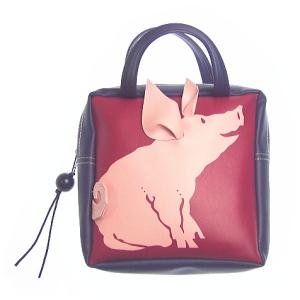 Piggy Tote(ブタ)