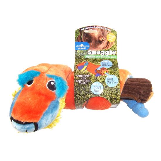 Snoggle Dog Treat Toy(スノーグル ドッグ トリート トイ)