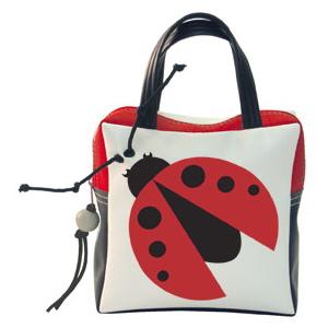 Ladybug Tote(てんとう虫)