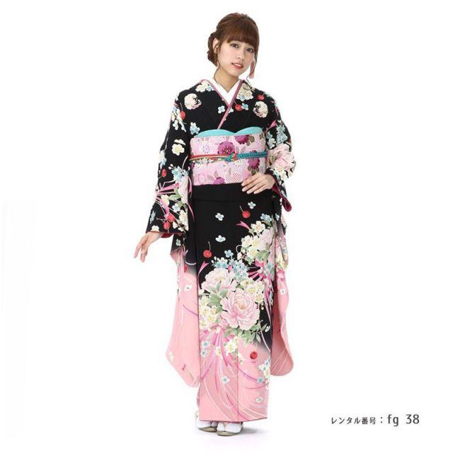 【結婚式・結納等用】振袖レンタル(fg_38)S192