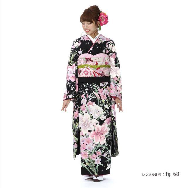 【結婚式・結納等用】振袖レンタル(fg_68)S221