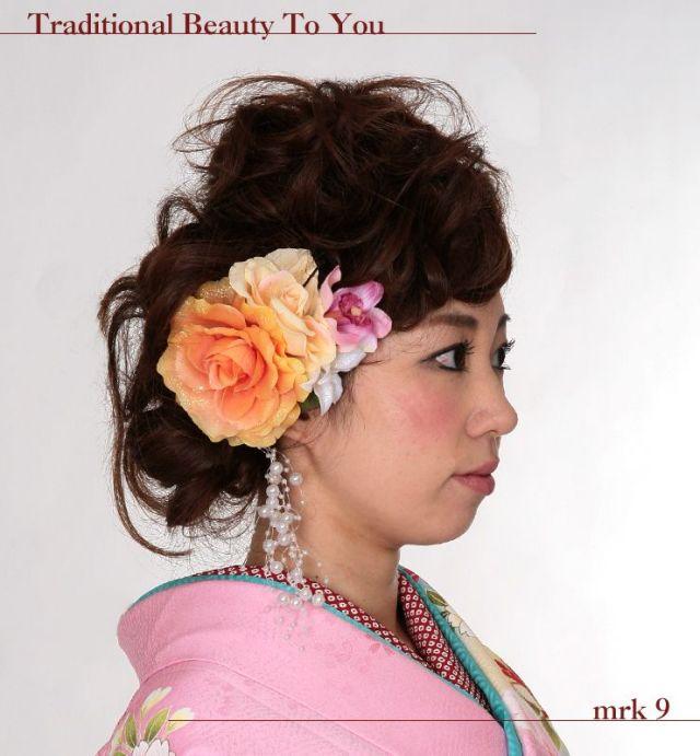 髪飾りレンタル(mrk_9)