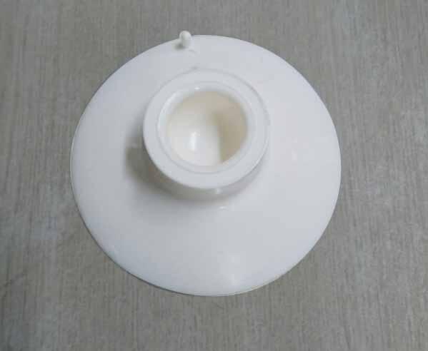 【メール便/DM便】サニタリーミラー吸盤 約φ65mm(F173、F174)用