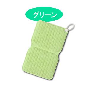 【日本製】ラクラクお掃除!バスピカピカ グリーン 740000405