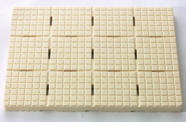 【日本製】軽~いソフトすのこmini 44×60cm ベージュ