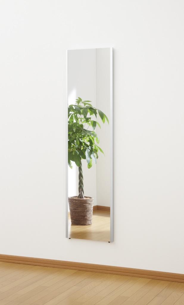 超軽量!くっきり自然な映り!割れない鏡 リフェクスミラー(refex)高さ150×幅40cm