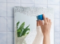 【送料無料】浴室鏡のガンコな汚れ落としに!ウロコ汚れ落としパッド