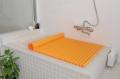 【送料無料】東プレ カラーイージーウェーブ抗菌風呂ふた M10 オレンジ 70×100cm用