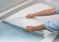 70×90cmお風呂の保温アルミシート*浮かべるだけで冷めにくい*エコで経済的
