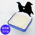 【水濡れOK!動物モチーフの貼ってはがせる吸着シート!かわいい洗面収納♪】貼り付くペンギンのソープディッシュ