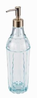 【アウトレット】ガラスのような質感 シャンプーボトルにピッタリ!ucaポンプボトル レニ