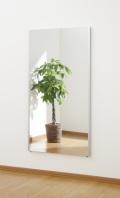超軽量!くっきり自然な映り!割れない鏡 リフェクスミラー(refex)高さ150×80cm
