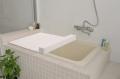 【送料無料】【取扱店限定】Ag折りたたみ風呂ふた しろ 【S12】 65×120cm用