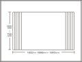 【送料無料】くるくる巻ける巻きふた オーダーシャッターふた600~700×1832・1866・1900mm