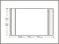 【送料無料】くるくる巻ける巻きふた オーダーシャッターふた710〜750×1730・1764・1798mm