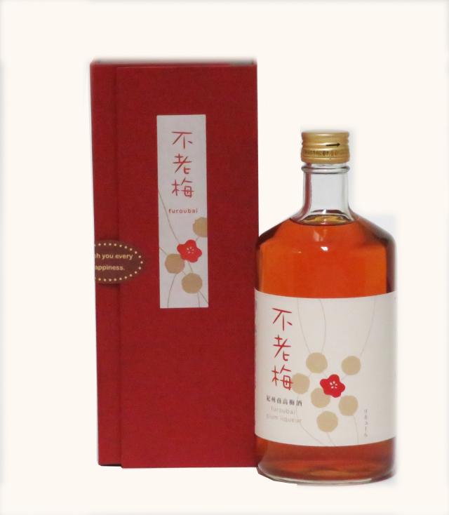 熟成 不老梅の梅酒(ギフトパッケージ)720ml