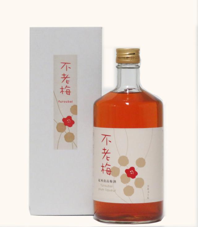 熟成 不老梅の梅酒 720ml