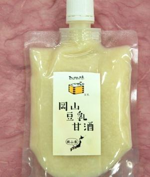 岡山豆乳甘酒