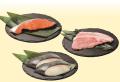【「おうち時間」応援限定販売】ご自宅用「漬け魚(つけとと)・漬け豚(つけとん)詰合せ」4P入