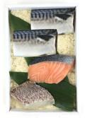 【送料込み】蔵直 -別誂- 漬け魚詰合せ30G ちょっと小ぶりな食べきりサイズ詰合せ