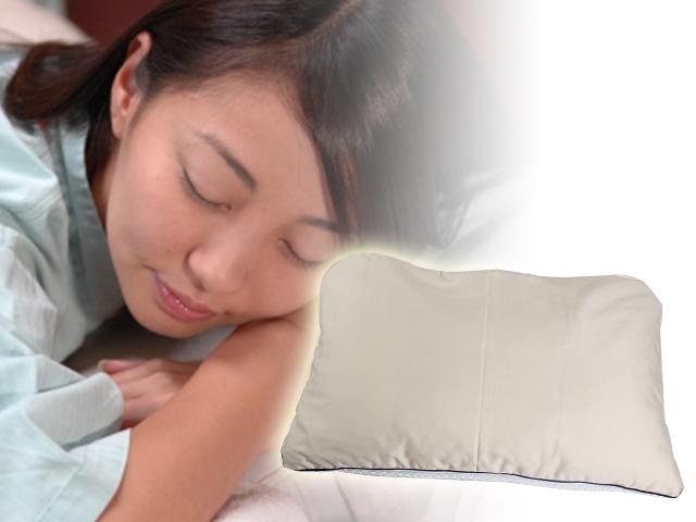 高さ調節できる!さわやかにグッスリ眠れる【夢ごこち安眠枕】