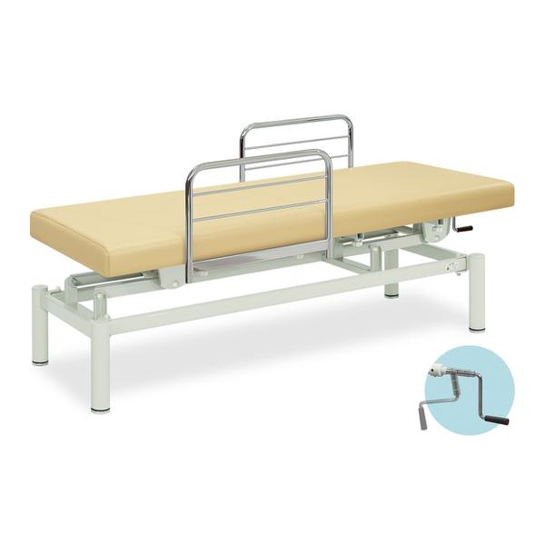 102型手動式昇降ベッド TB-102