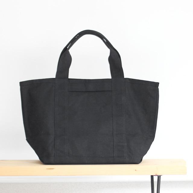 ARMEN / Canvas Tote Bag - Black
