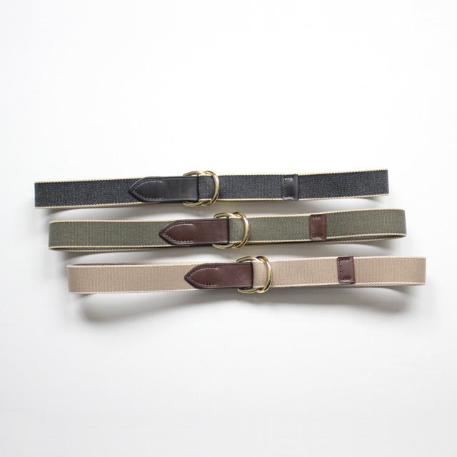 HERALDIC BELTS / Ring Belt