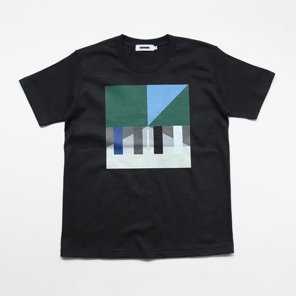 BETA / Print Tee - ABBEY
