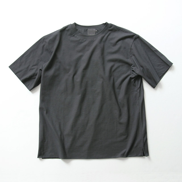 comm. arch. / Double Layered S/S Tee - Mud Clay