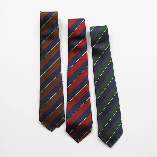 Candidum / Regimental Tie