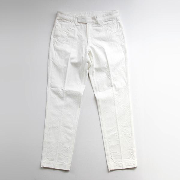 D.C. White / McQueen - White Denim