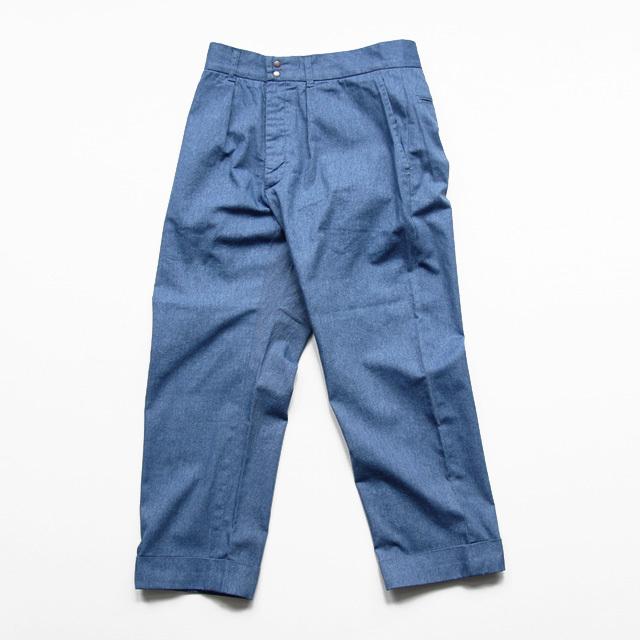 FUJITO / Wide Slacks - Lt.Blue
