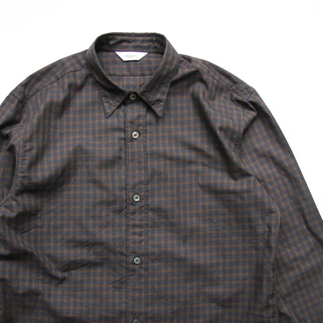 FUJITO / Standard Shirt - Check