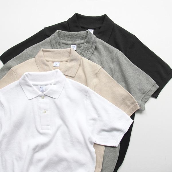 <30% OFF> GICIPI / Pique Polo Shirt
